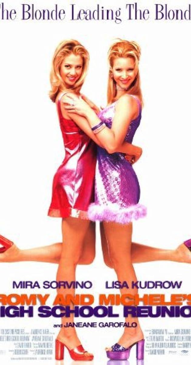 Romy and Michele's High School Reunion (1997) - IMDb