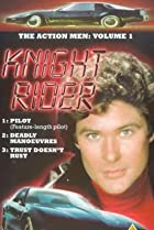 Image of Knight Rider: Knight of the Phoenix: Part 1