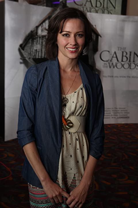 Amy Acker at The Cabin in the Woods (2012)