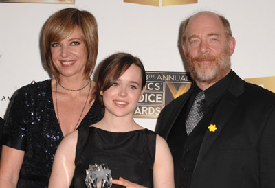 Allison Janney, Ellen Page, and J.K. Simmons