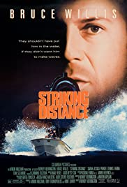 Striking Distance (1993) Poster - Movie Forum, Cast, Reviews
