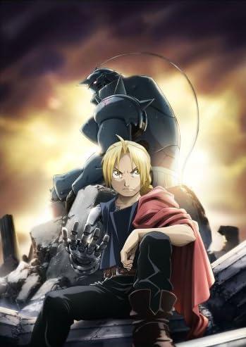 Fullmetal Alchemist: Brotherhood (2009)
