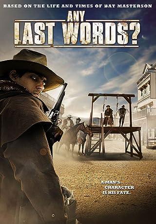 Last Words (2011)