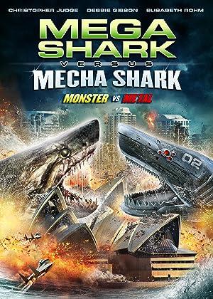 Mega Shark vs. Mecha Shark poster