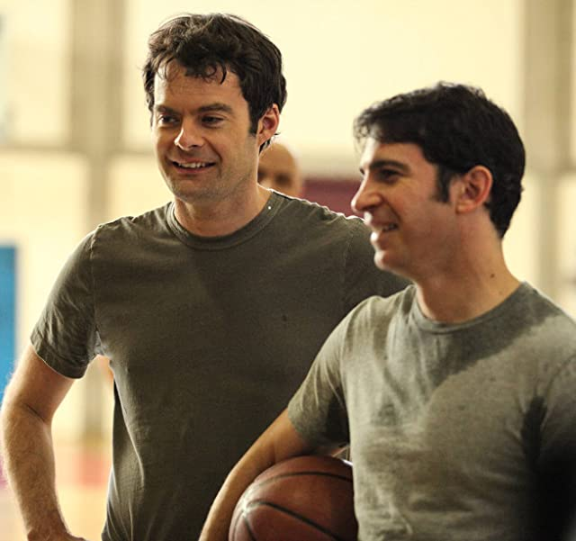 Bill Hader and Chris Messina in The Mindy Project (2012)