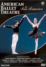 American Ballet Theatre in San Francisco Poster