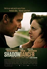 Shadow Dancer 2012 Poster