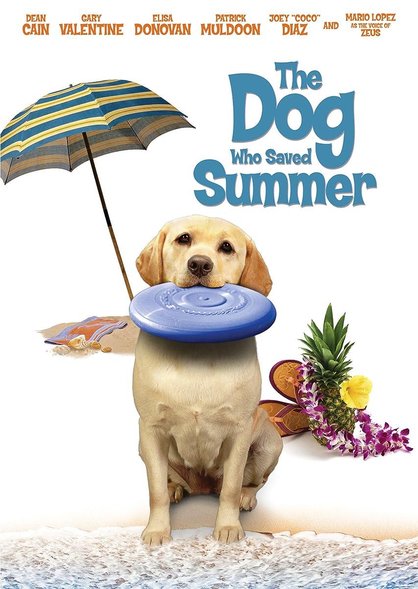 Šuo, kuris išgelbėjo vasarą