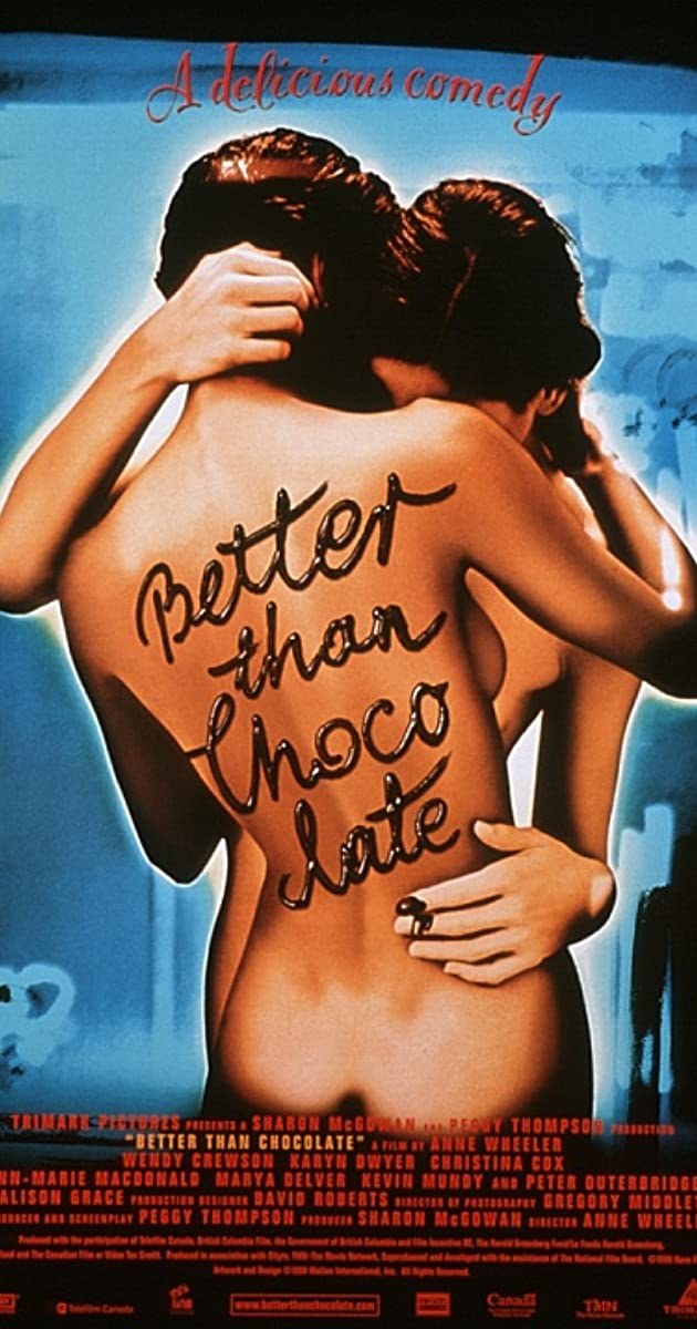 Better Than Chocolate (1999) - IMDb