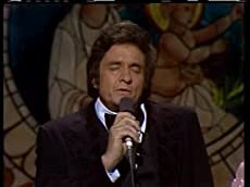 Clip: 'Silent Night', Johnny Cash Christmas Special