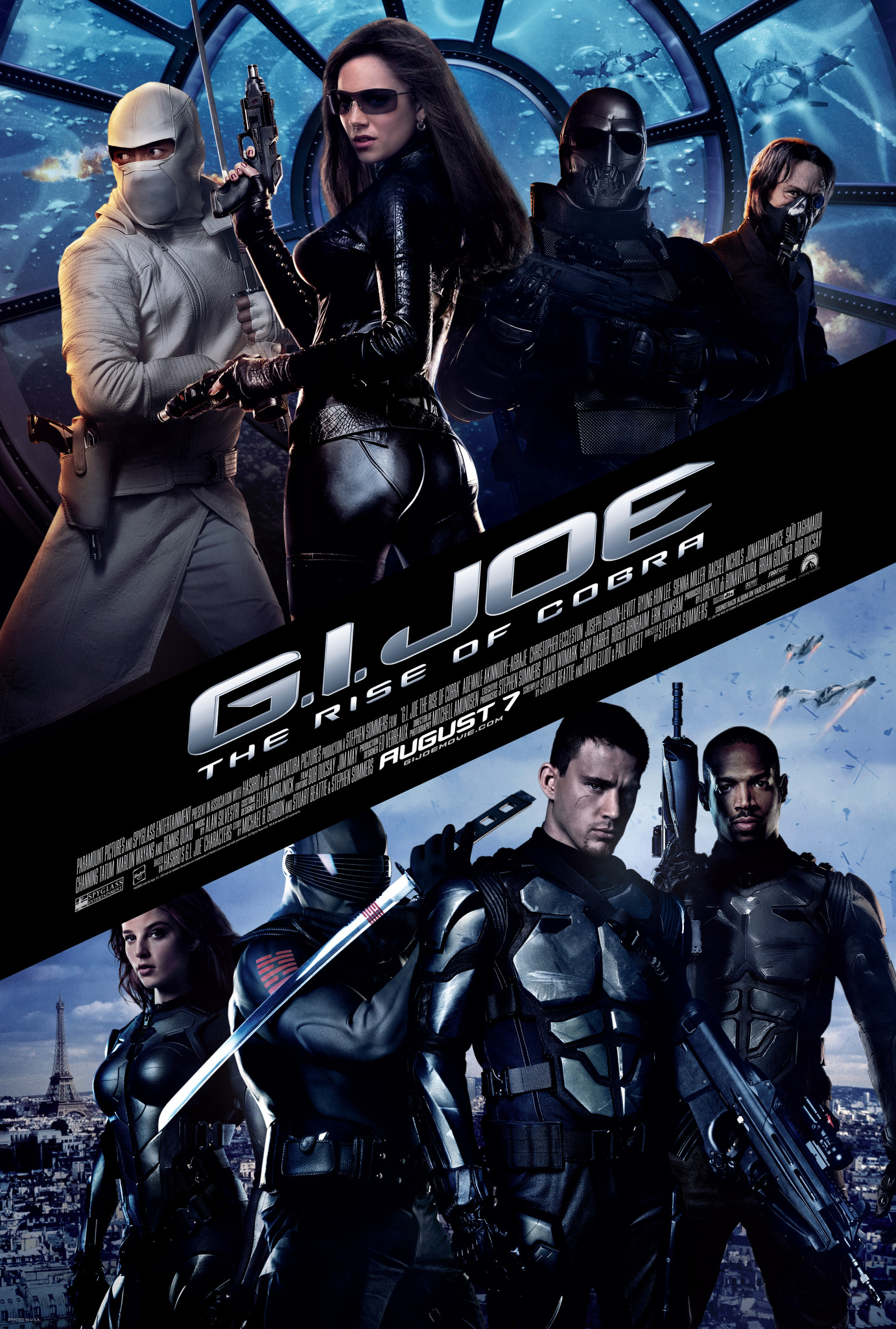 G.I. Joe: The Rise of Cobra Watch Full Movie Free Online