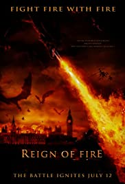 Reign of Fire (2002) Poster - Movie Forum, Cast, Reviews