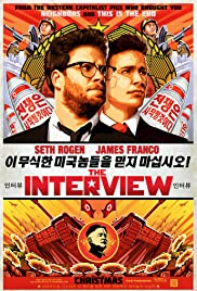 The Interview (2014) Poster - Movie Forum, Cast, Reviews