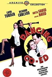 Dancing Co-Ed Poster