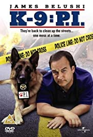 K-9: P.I. (2002) Poster - Movie Forum, Cast, Reviews