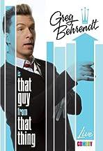 The Greg Behrendt Show