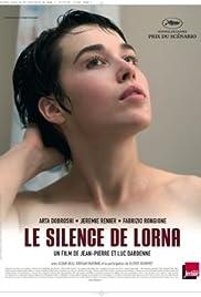 Le silence de Lorna Poster