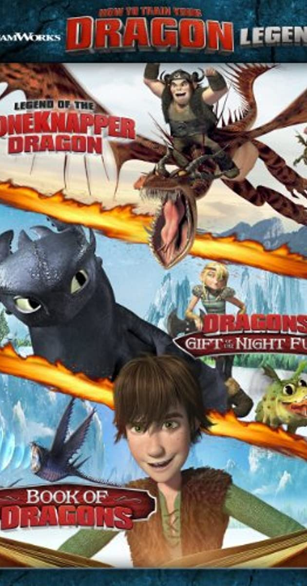 Dreamworks how to train your dragon legends 2010 imdb ccuart Image collections
