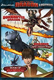 Dreamworks how to train your dragon legends 2010 imdb dreamworks how to train your dragon legends poster ccuart Image collections