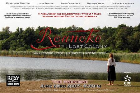 Roanoke: The Lost Colony (2007)