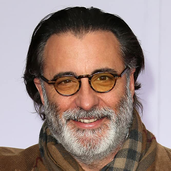 Andy Garcia at an event for Iron Man 3 (2013)