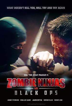 Zombie Ninjas vs Black Ops (2015) Download on Vidmate