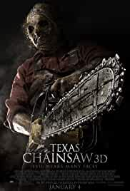 Texas Chainsaw film poster