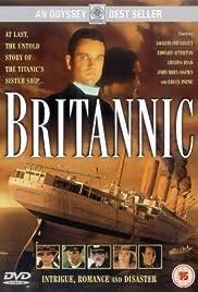 Britannic Poster