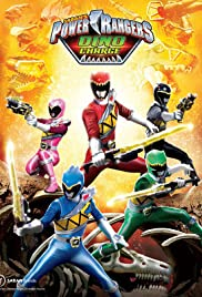 Power Rangers Dino Charge Poster