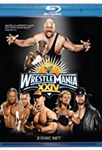 Primary image for WrestleMania XXIV