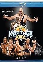 Primary image for WrestleMania XXIV