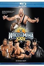 WrestleMania XXIV Poster