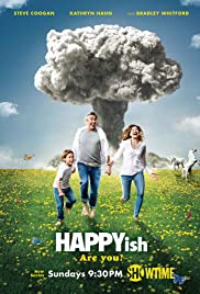 Happyish Poster - TV Show Forum, Cast, Reviews