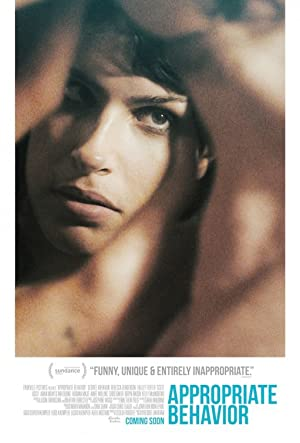 Appropriate Behaviour poster