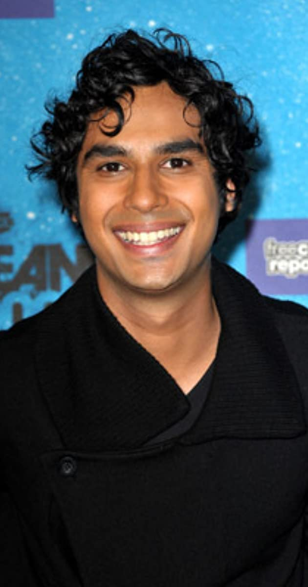 The truth about Kunal Nayyar s gorgeous wife
