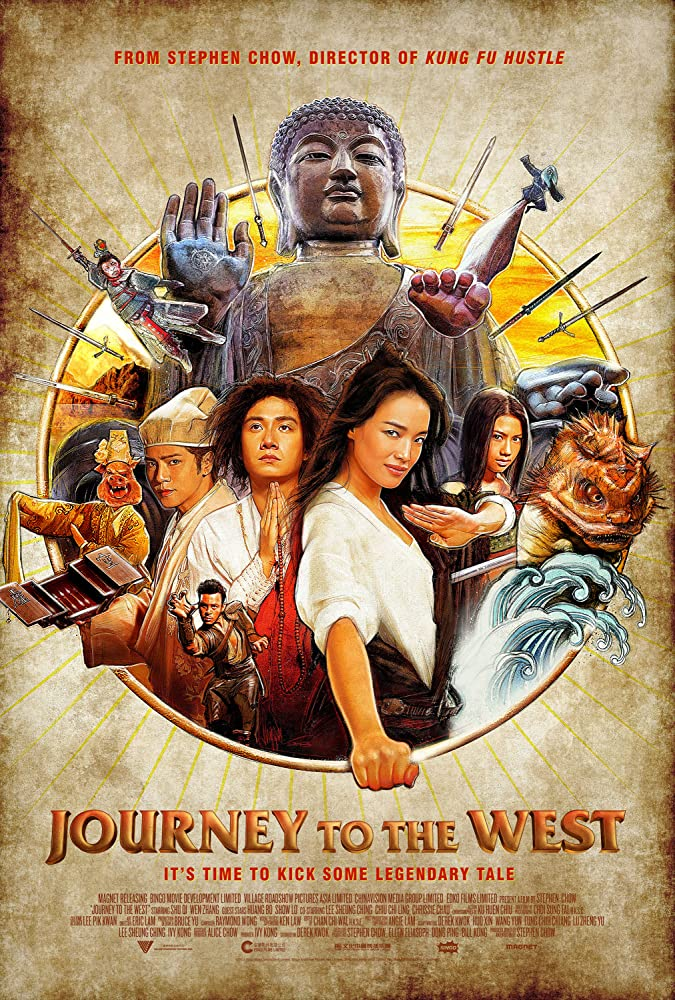 Journey to the West (2013) Full Movie Download In Hindi | CooLMovieZ | Movies365.in