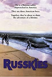 Russkies (1987) Poster - Movie Forum, Cast, Reviews