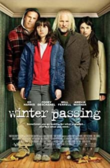 Poster Winter Passing