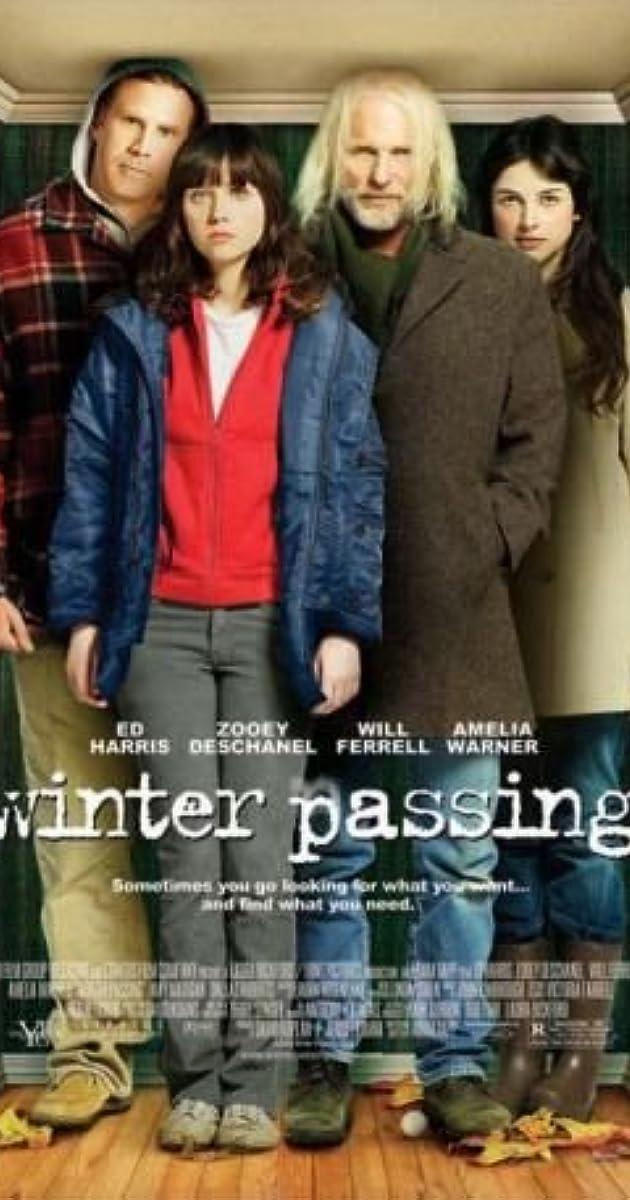 Zooey deschanel winter passing - 1 part 10