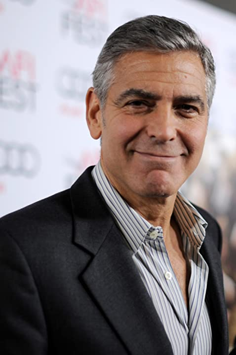 George Clooney at August: Osage County (2013)