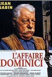 L'affaire Dominici(1973) Poster - Movie Forum, Cast, Reviews