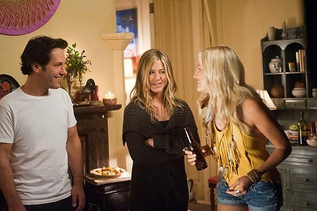 Jennifer Aniston, Malin Akerman, and Paul Rudd in Wanderlust (2012)