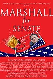 Marshall for Senate Poster