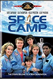 SpaceCamp (1986) Poster - Movie Forum, Cast, Reviews