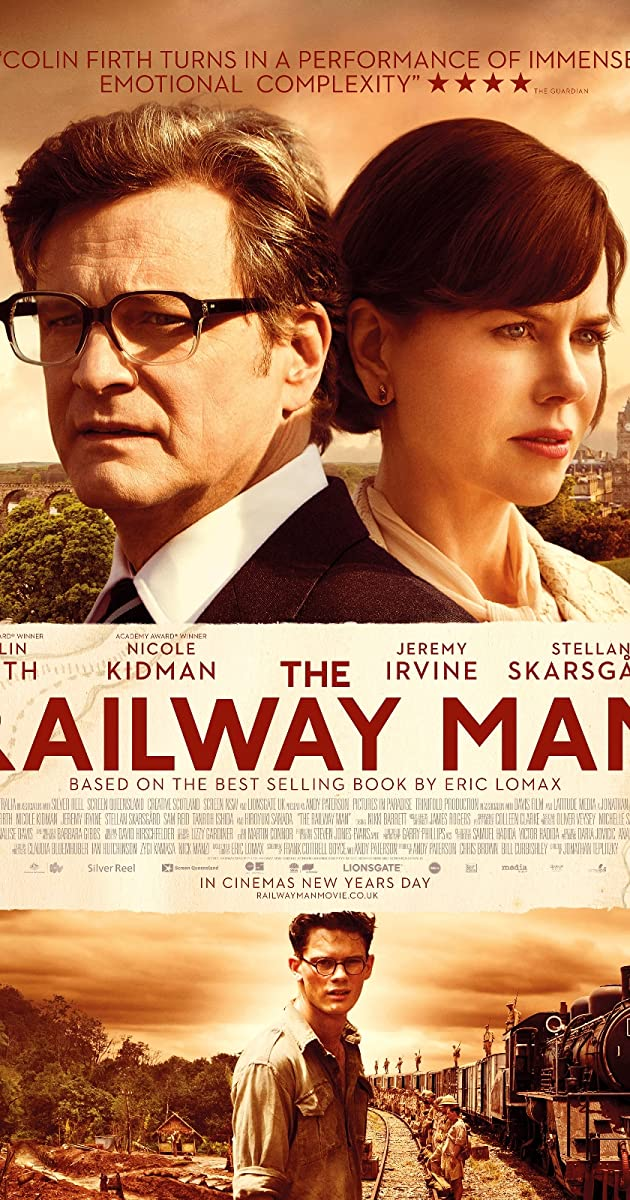 Le due vie del destino – The Railway Man