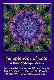 The Splendor of Color: A Kaleidoscope Video Poster