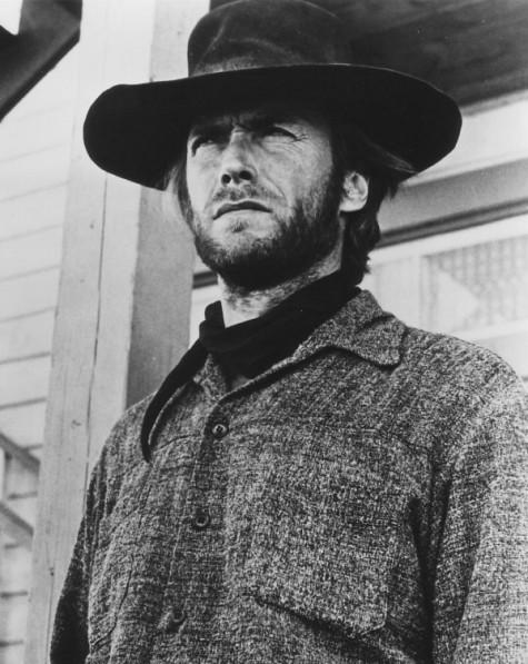 Clint Eastwood in High Plains Drifter (1973)