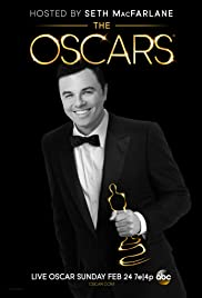 The 85th Annual Academy Awards Poster