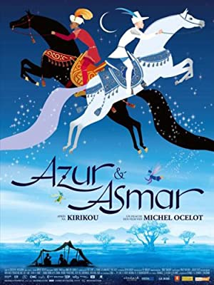 Azur & Asmar: The Princes' Quest poster