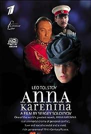 Anna Karenina Poster - TV Show Forum, Cast, Reviews